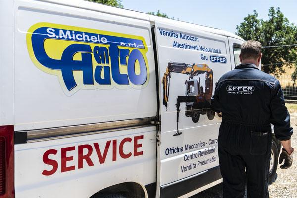 Officina mobile e carroattrezzi provincia di avellino